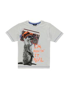 Meerkat Print T-Shirt | Boys | George at ASDA