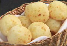 Pão de queijo mineiro. A tasty Brazilian recipe