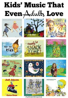 These are all good quality albums with real music for you and your kids to enjoy – kids' music that even adults love. Whether you are on a road trip, having music time, or just playing and hanging out there is something for everyone here. Family Music | Family Road Trip Music | Quality Kids Music | Gift Idea