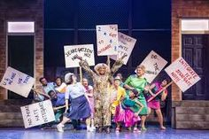 Image result for hairspray the musical set design