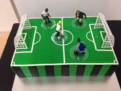 SOCCER FIELD WITH PLAYERS BIRTHDAY CAKES - Yahoo Image Search results