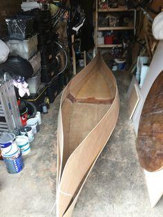 DIY Canoe Canoe Plans, Boat Plans, Wooden Canoe, Wooden Boats, Kayak Boats, Canoe And Kayak, Kayaking, Canoeing, Primitive Survival