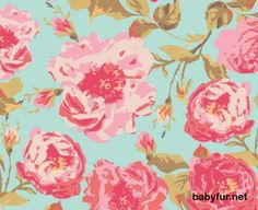 Girls Crib Bedding - Pink Mint Baby Bedding Changing Pad Cover or Fitted Crib Sheets / Floral Nursery Bedding / Mini Crib Sheets - http://babyfur.net/girls-crib-bedding-pink-mint-baby-bedding-changing-pad-cover-or-fitted-crib-sheets-floral-nursery-bedding-mini-crib-sheets.html