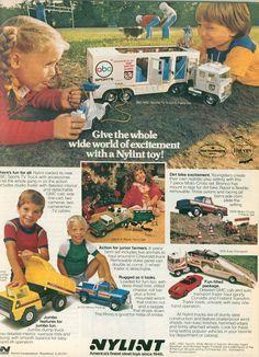 Nylint toys 1979-12-xx Parents Magazine P067 | Flickr - Photo Sharing! #ABC #ABCSports #van