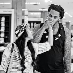 Everything that comes out the hood ain't bad! Relationship Goals Pictures, Relationship Quotes, Relationships, Freaky Relationship, Tammy And Waka, Tammy Rivera, Waka Flocka, True Love, My Love