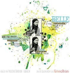 Lime Citron: Belle | Pauline Dehouck - Lalaith