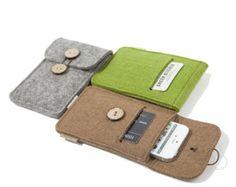 Suoran IPhone 6 Case iPhone 6 sleeve iPhone 6 Plus Case iPhone 6 Plus Sleeve Pouch Bag Cover Wool Felt Sleeve
