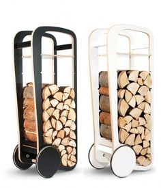 Log Trolley for Fireplaces