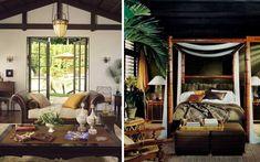 Estilo Colonial Rattan, Estilo Colonial, Relax, Mirror, Decoration, Inspiration, Furniture, Home Decor, Rustic Style