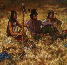 Artist James Ayers has sold Sioux Observers which features Lakota men. James Ayers specializes in images of Native Americans Native American Paintings, Native American Pictures, Native American Artists, Native American Indians, Plains Indians, Indian Artwork, Indian Paintings, Oil Paintings, Native Drawings