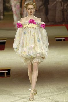 Christian Lacroix Haute Couture Spring/Summer 2006