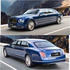 Classic Car News – Classic Car News Pics And Videos From Around The World Bentley Rolls Royce, Rolls Royce Cars, Luxury Car Brands, Top Luxury Cars, Bently Car, Bentley Mulsanne, Best Muscle Cars, Power Cars, Sport Cars