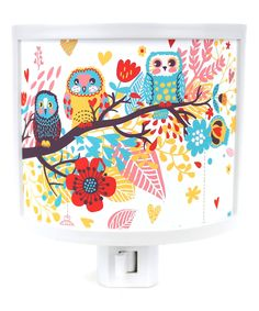 Look at this Branching Out Night Light on #zulily today!