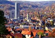 Jena ~ Thüringen ~ Germany