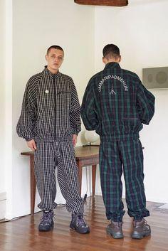 Mens Fashion Week, Fashion News, Fashion Outfits, Men's Fashion, Fashion Show Collection, Spring Collection, Balenciaga Spring, Vogue Russia, Undercover