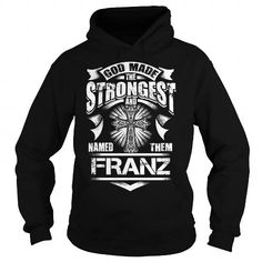 I Love  FRANZ, FRANZ T Shirt, FRANZ Name T-Shirts