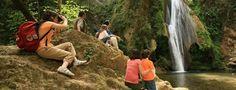 Cascada de Chuveje, Sierra de Gorda