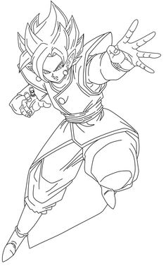 Merged Zamasu by on DeviantArt Goku Drawing, Ball Drawing, Dragon Ball Image, Dragon Ball Gt, Super Coloring Pages, Disney Coloring Pages, Dbz Drawings, Cool Art Drawings, Merged Zamasu