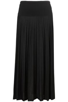 Pleat Maxi Skirt  i have this skirt..or one exactly like it... I ♥ it! its my fave skirt  APOSTOLIC