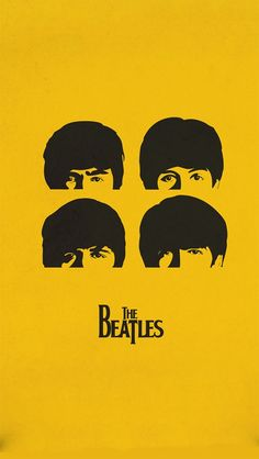 The Beatles are an English rock band which were founded in The most well known members are John Lennon, Ringo Starr, Paul McCartney and George Harrison. Poster Dos Beatles, Les Beatles, Beatles Art, Beatles Quotes, Beatles Guitar, Music Quotes, Music Songs, Music Videos, Photo Wall Collage