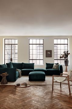 My Living Room, Home And Living, Living Room Decor, Living Spaces, Dining Room, Villa, My New Room, Home Fashion, Cozy House