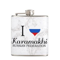 >>>Low Price          	I Love Karamakhi, Russian Federation Hip Flask           	I Love Karamakhi, Russian Federation Hip Flask We provide you all shopping site and all informations in our go to store link. You will see low prices onDiscount Deals          	I Love Karamakhi, Russian Federation...Cleck link More >>> http://www.zazzle.com/i_love_karamakhi_russian_federation_hip_flask-256151160024369561?rf=238627982471231924&zbar=1&tc=terrest