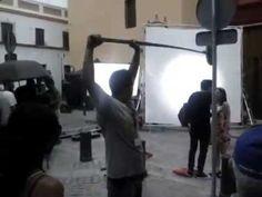 Sevilla❤️✌️Hacen click para ver el video de grabacion en Sevilla,españa!