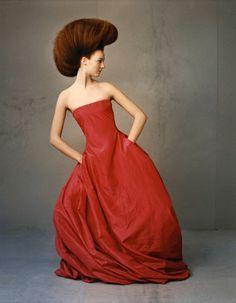 Donna Karan Ruven Afanador, 1999  Photo: Ruven Afanador for Neiman Marcus