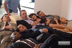 Behind The Scenes Season 7 Photoshoot.