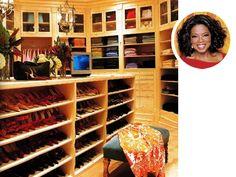 casas de famosos - closet10