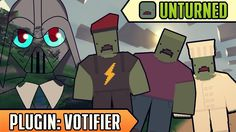 UNTURNED - PLUGIN VOTIFIER + REGISTRO DE SERVER EN (UNTURNED SERVER NET)