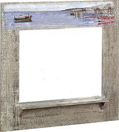 .: αστηρ α.ε. | astir s.a. (Country Corner furniture distributor in Greece) :. Nautical Theme, Hand Painted, France, Interiors, Collections, Mirror, Painting, Furniture, Home Decor