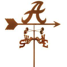 Alabama Crimson Tide Weathervane