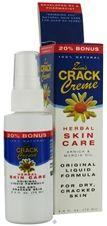 Crack Creme Original Herbal Liquid Formula. Maskcara says awesome for dry skin
