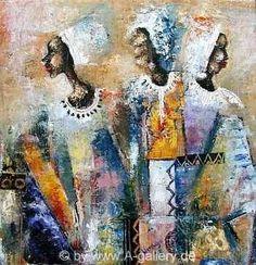Jeff Wambugu: 3 women