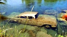 1959- Chevrolet Impala / pond-find asking $7,500. on Craigslist