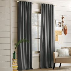 New curtains for the bedroom?