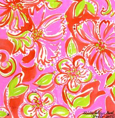 Starting the week off with a paisley party #lilly5x5