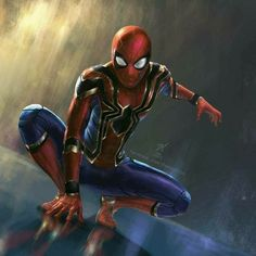 Stealth Spider-Man - Visit to grab an amazing super hero shirt now on sale!