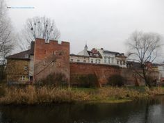 The old city walls: Sunday in #Spandau: http://foreignerinberlin.blogspot.de/2013/12/sunday-in-spandau.html #travel #Berlin #tips