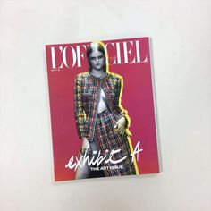 Our April 2017 issue is on its way to stands! Read the story on lofficielsingapore.com link in bio. Photography Joel Low styling Evon Chng. Hair Ark Lin makeup Sam Ong model Dais Huisman from Mannequin. . . . #lofficielsingapore #loffsg #cover #art #fashion #chanel #ss17 #womenswear #readytowear #luxurygoods #luxurybrands #styleinspo #popart @chanel @joellowphotography @evonchng @arklin @samonggg @xdaisy_ @mannequinstudio  via L'OFFICIEL SINGAPORE MAGAZINE INSTAGRAM - Fashion Campaigns…