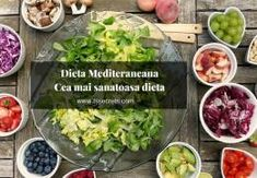 Dieta Mediteraneana – Cea mai sanatoasa dieta The Secret, Potato Salad, Cabbage, Cancer, Potatoes, Vegetables, Ethnic Recipes, Mai, Food
