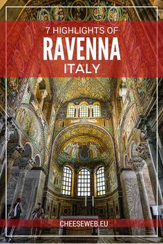 Adi leads us through Ravenna, Italy's breathtaking mosaics and UNESCO sites in a relatively tourist-free visit.