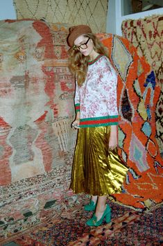 Gucci's Latest Resort Collection Gets It Just Right