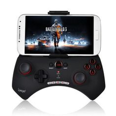 $27.63 Bluetooth-Controller-Game-Wireless-Gamepad-Joystick-Android-iPhone-Joysticks