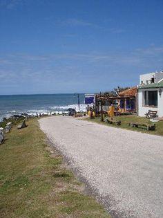 Balneario La Pedrera, departamento de Rocha-Uruguay