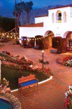 The sprawling La Quinta Resort & Club dates back to 1926 and has 796 elegant guestrooms. #Jetsetter La Quinta Resort Club, A Waldorf Astoria Resort (La Quinta, California)