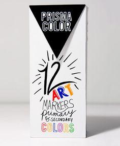 Art Marker Pkg Concept