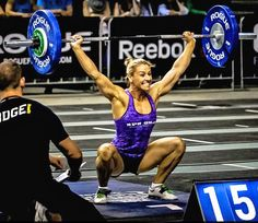 The CrossFit Games.