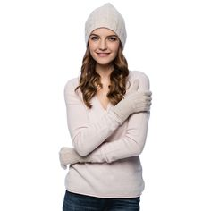 Enzo Mantovani Women's Cashmere Blend Hat and Glove Set http://www.overstock.com/10771667/product.html?CID=245307